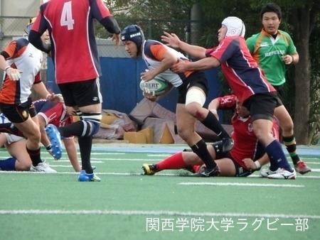 2014/12/7 vs六甲クラブ
