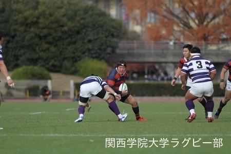 2014/12/14 [大学選手権大会]vs明治大学