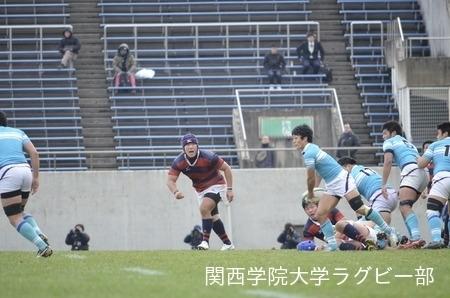 2014/12/21 [大学選手権大会] vs筑波大学