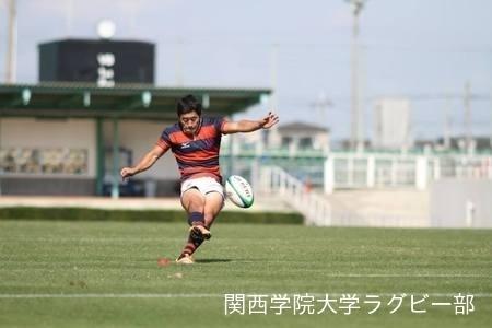 2014/10/26 [関西大学Aリーグ]vs天理大学