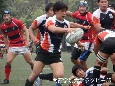 2015/04/19 vs京都産業大学B