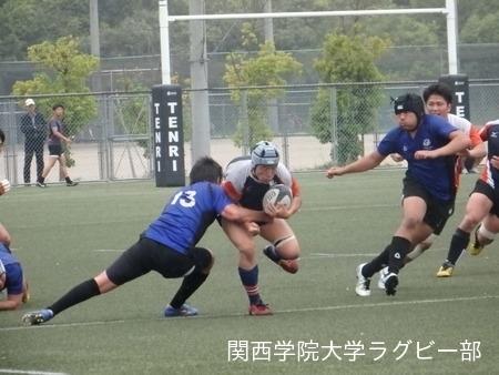 2015/05/09 vs天理大学C