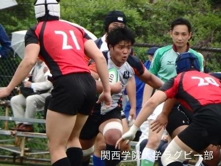 2015/05/09 vs天理大学B