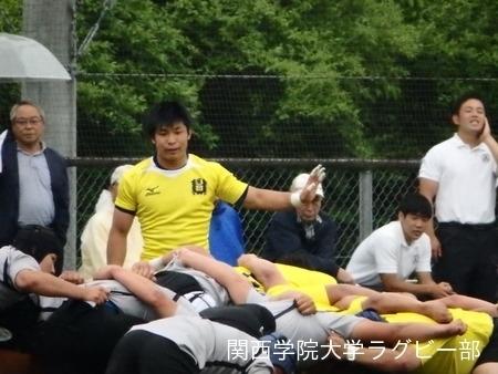 2015/05/09 [新人戦]vs天理大学