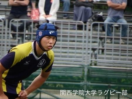 2015/05/16 vs近畿大学D