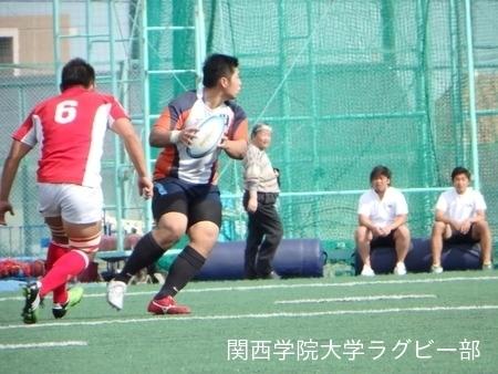 2015/05/17 vs近畿大学A