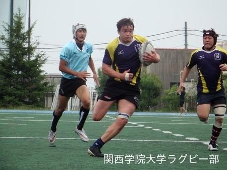 2015/05/23 vs大阪体育大学C