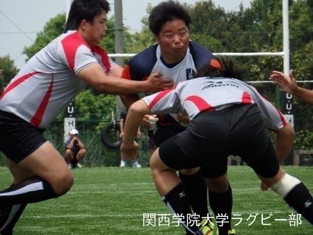 2015/05/24 vs大阪体育大学B