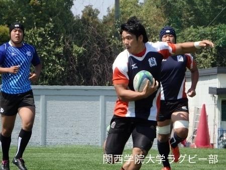 2015/05/24 vs大阪体育大学A