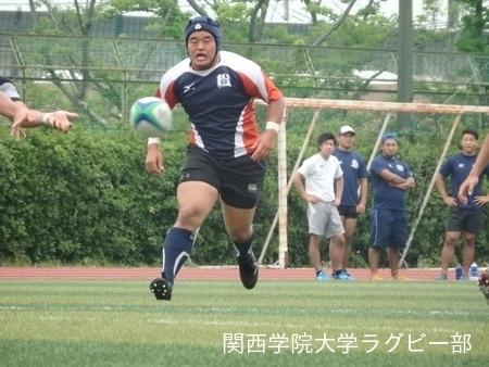 2015/05/30 vs関西大学B