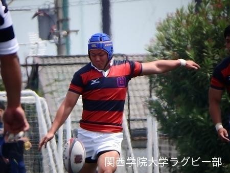 2015/05/31 vs関西大学A