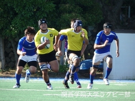2015/06/06 vs龍谷大学B/A