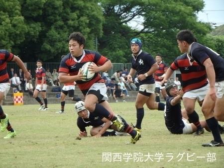 2015/06/07 vs京都大学A