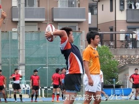 2015/06/13 vs大阪産業大学B