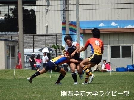 2015/06/21 vs名古屋学院大学