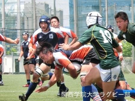 2015/06/28 vs甲南大学A