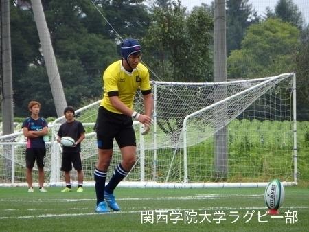 2015/08/21 vs滋賀大学A