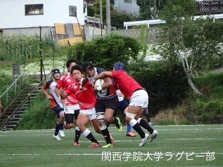 2015/08/22 vs専修大学C