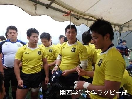 2015/08/23 vs拓殖大学D