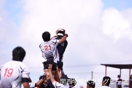2015/08/24 vs帝京大学C