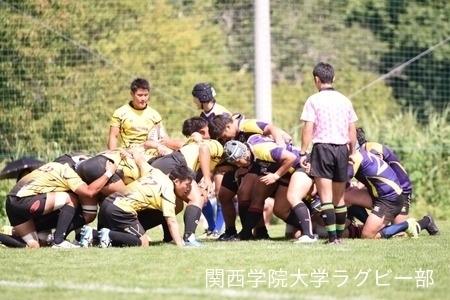 2015/08/24 vs帝京大学D