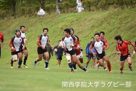 2015/08/25 vs山梨学院大学B