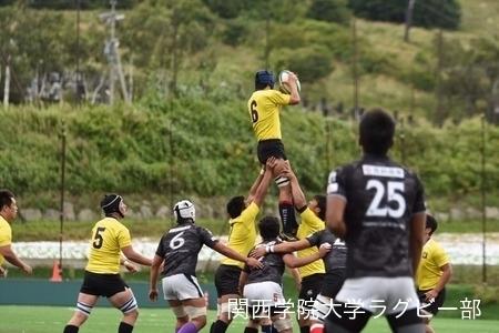 2015/08/25 vs中央大学C