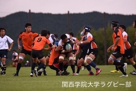 2015/08/26 vs東海大学C