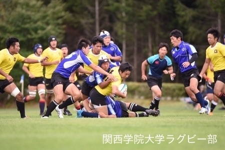 2015/08/26 vs東海大学D