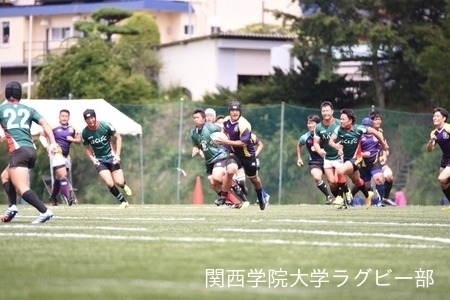 2015/08/27 vs山梨学院大学D