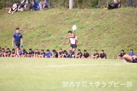 2015/08/27 vs東海大学A