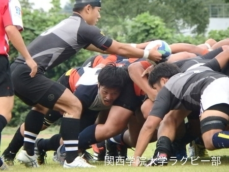 2015/09/15 vs大阪府警