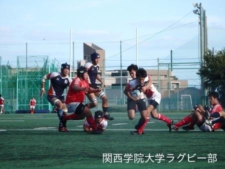 2015/09/20 vs近畿大学D