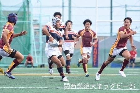2015/09/26【ジュニアリーグ】vs近畿大学