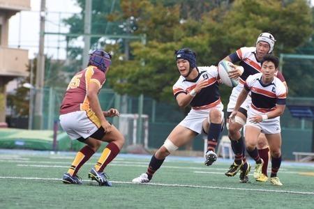 2015/09/26 【ジュニアリーグ】vs近畿大学