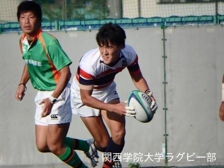 2015/10/03 【ジュニアリーグ】vs大阪体育大学