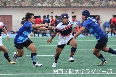 2015/10/11 【ジュニアリーグ】vs摂南大学