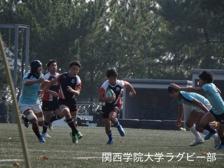 2015/10/24 vs同志社大学D