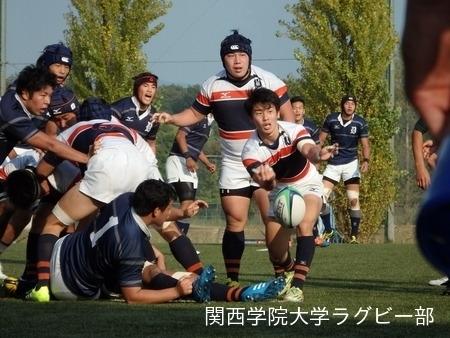2015/10/24【ジュニアリーグ】vs同志社大学