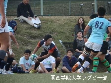 2015/10/24 vs同志社大学C