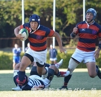 2015/10/25 【Aリーグ】vs関西大学