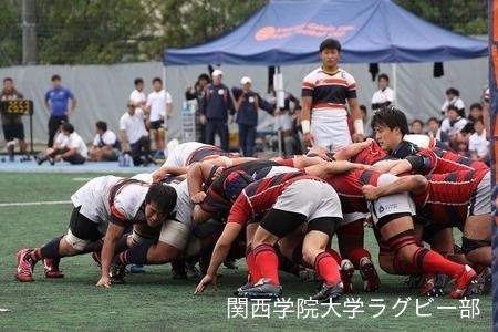 2015/11/07 【ジュニアリーグ】vs京都産業大学