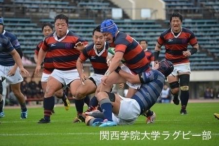 2015/11/14 【Aリーグ】vs同志社
