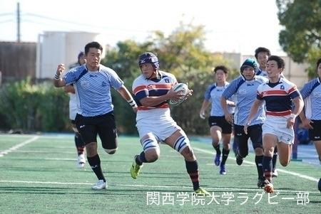 2015/11/15 【ジュニアリーグ】vs関西大学