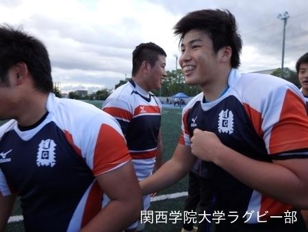 2015/11/15 vs関西大学C