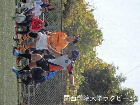 2015/11/21 vs天理大学D