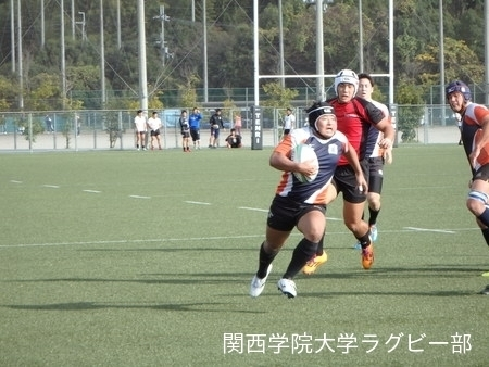 2015/11/21 vs天理大学C