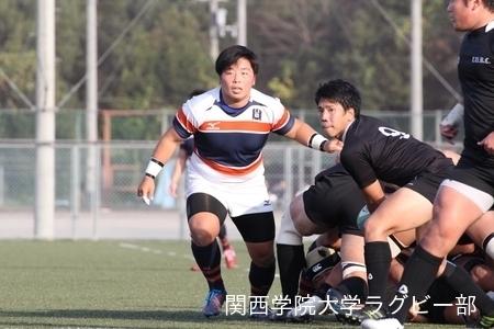 2015/11/21【ジュニアリーグ】vs天理大学