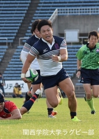 2015/12/05 【Aリーグ】vs京都産業大学