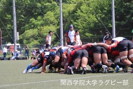 2016/05/05 vs天理大学B